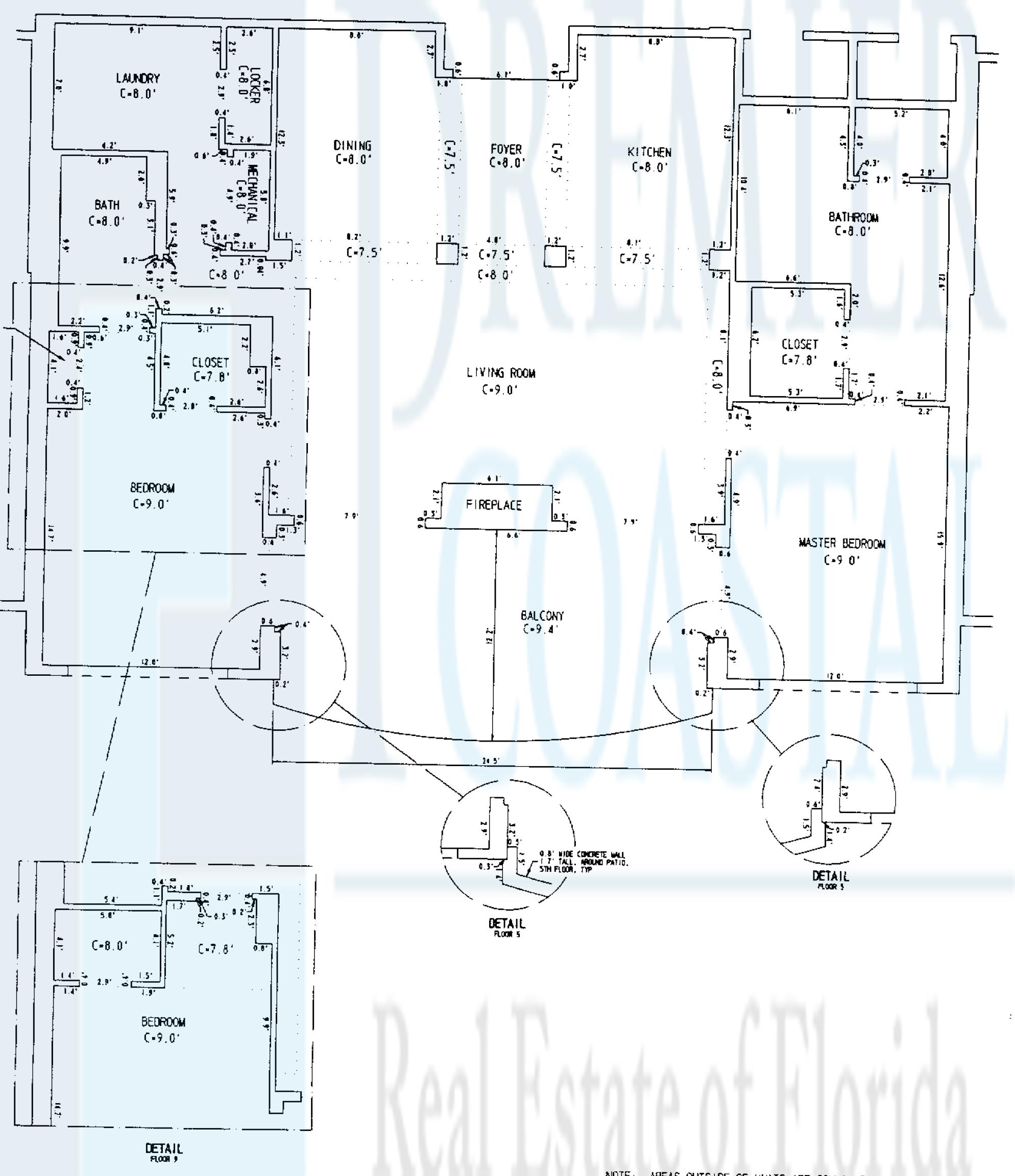 En Soleil Floor Plan B