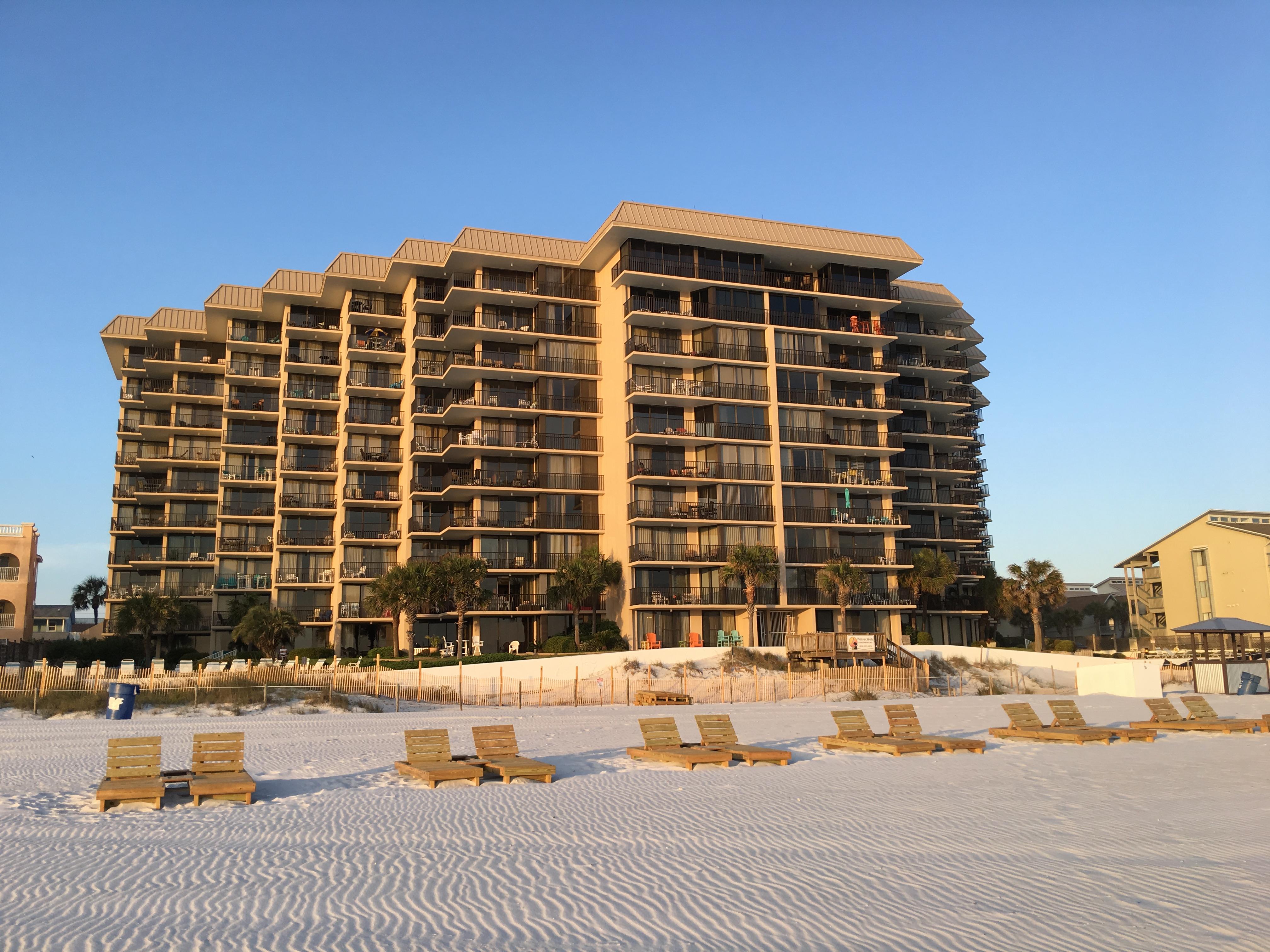 Pelican Walk Condo Beach Viw