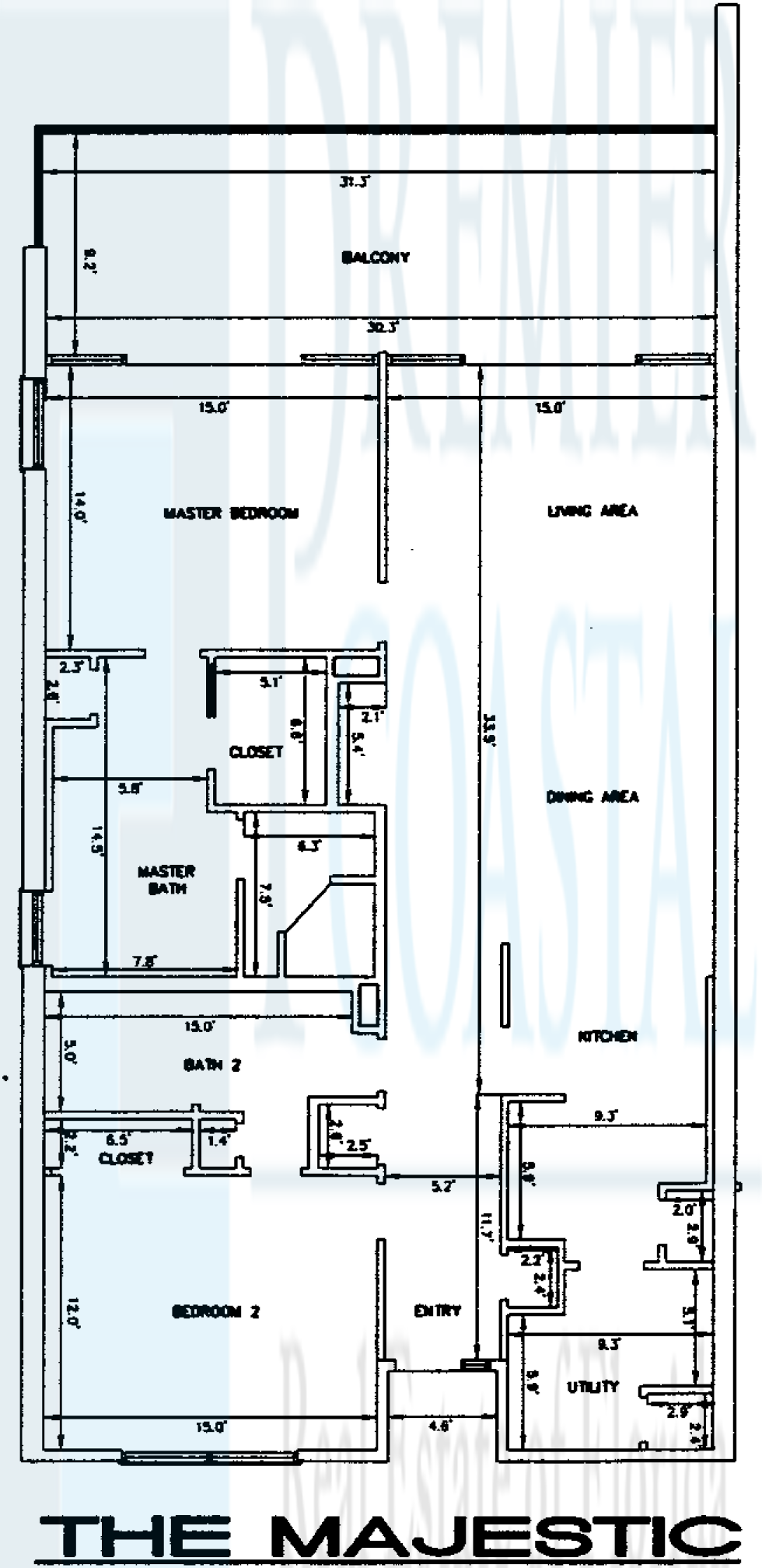 Floor Plans For Princess Condo