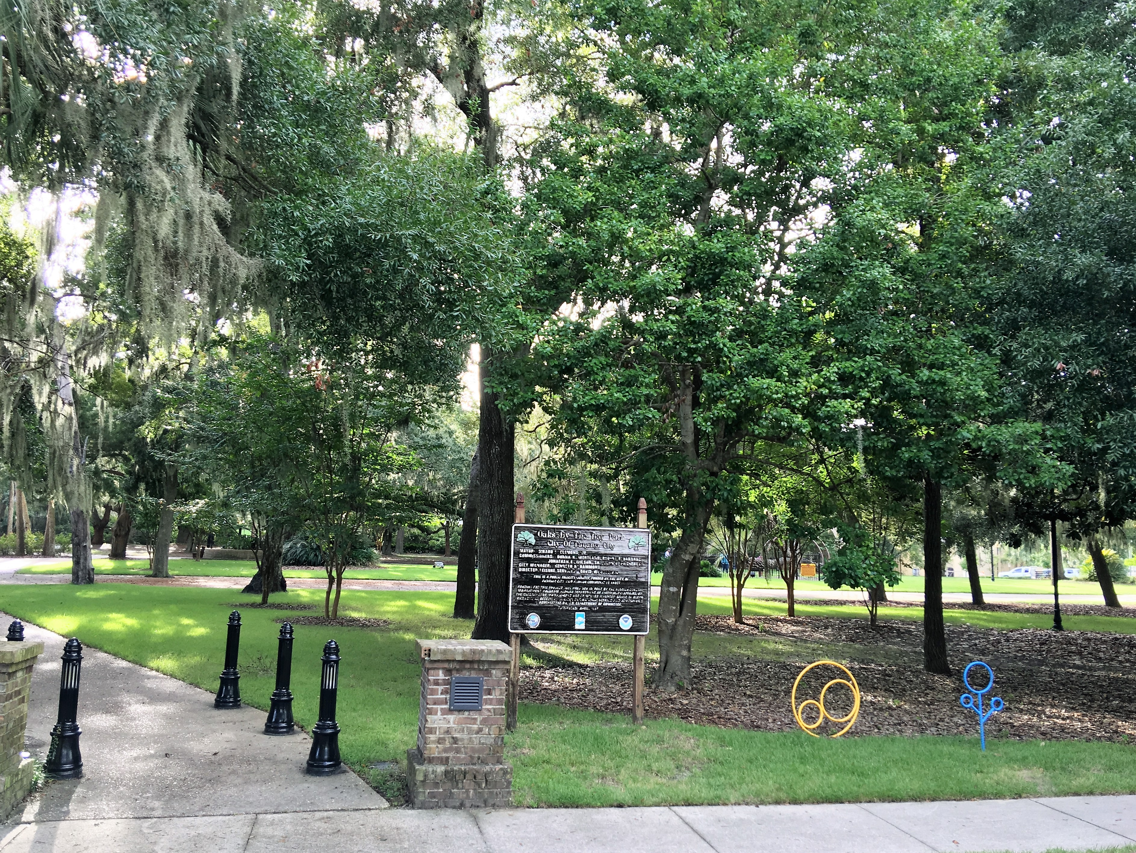 St Andrews Downtown park