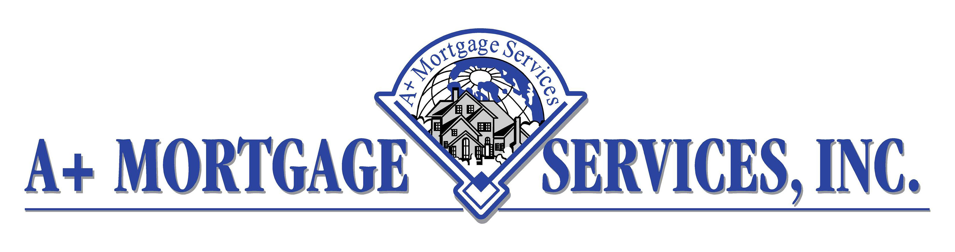 A+ Mortgage - Logo