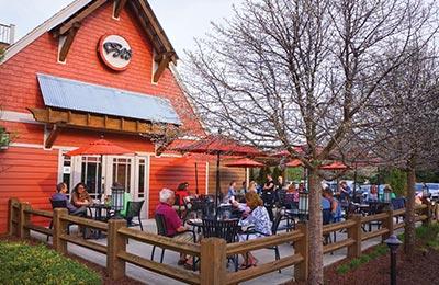 brookfield restaurants