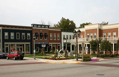 delafield town center