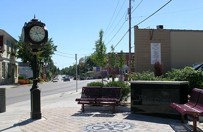 hartland town center