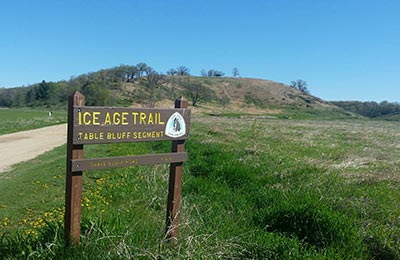 ice age national scenic trail entrance