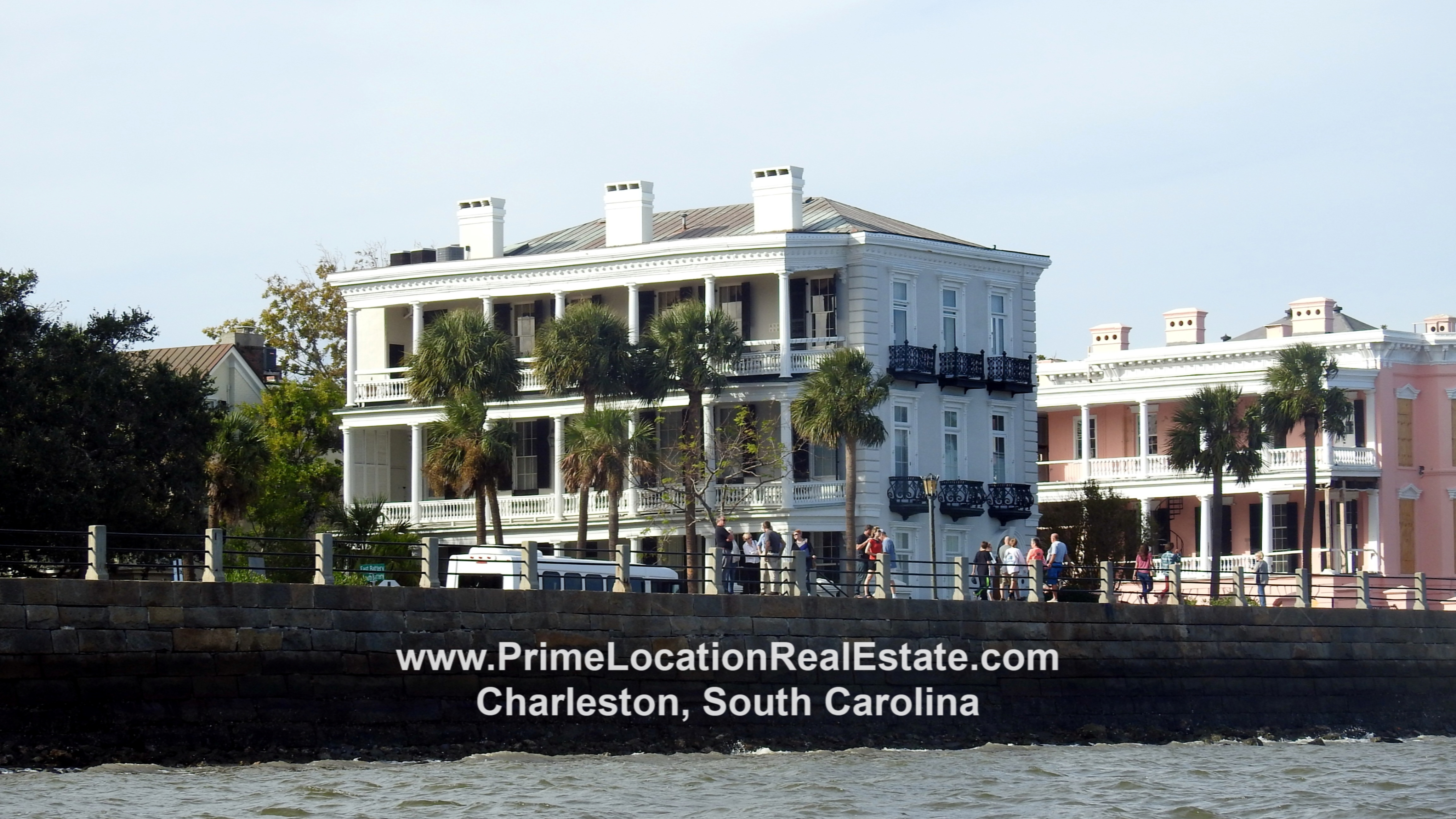 Beautiful Old Home in Charleston SC historic