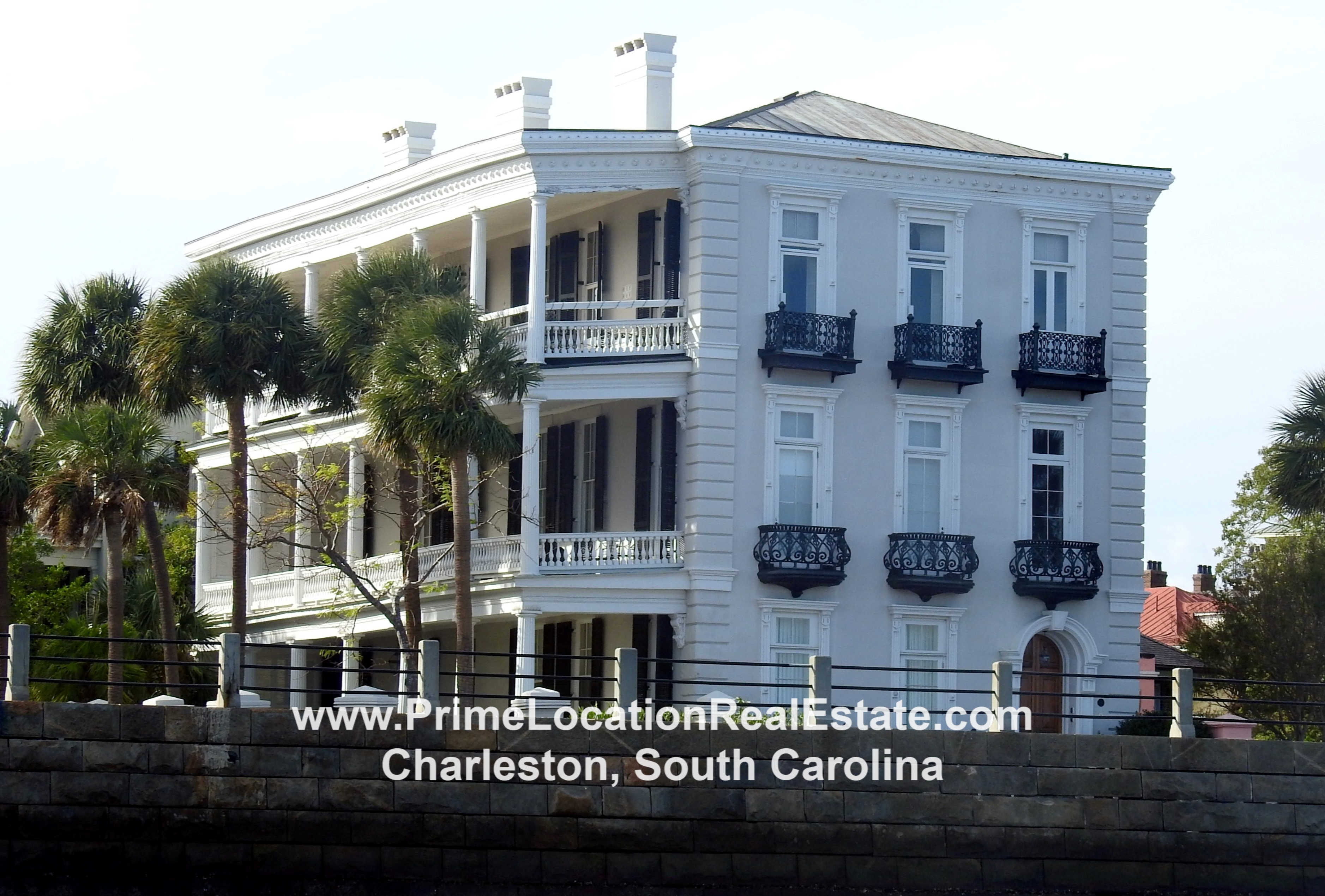 Home on Battery Charleston SC