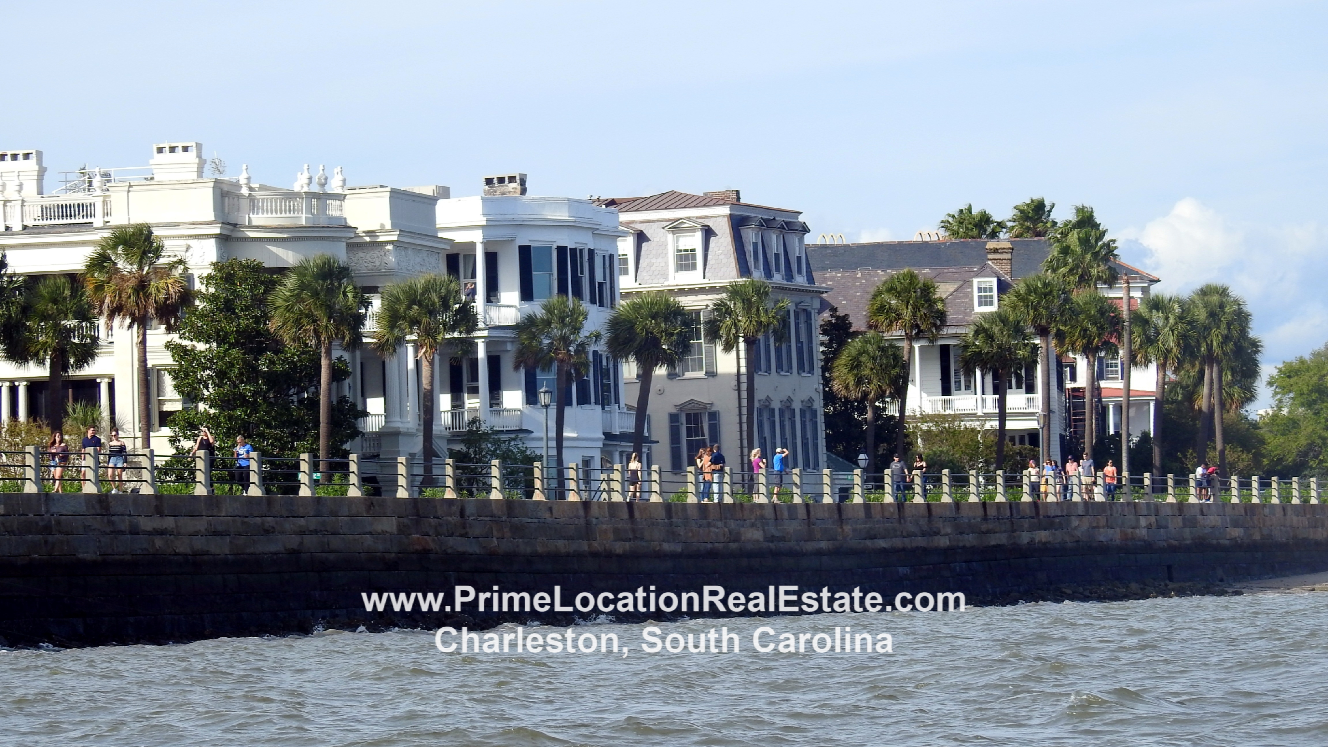 Homes on Charleston High Battery Charleston SC