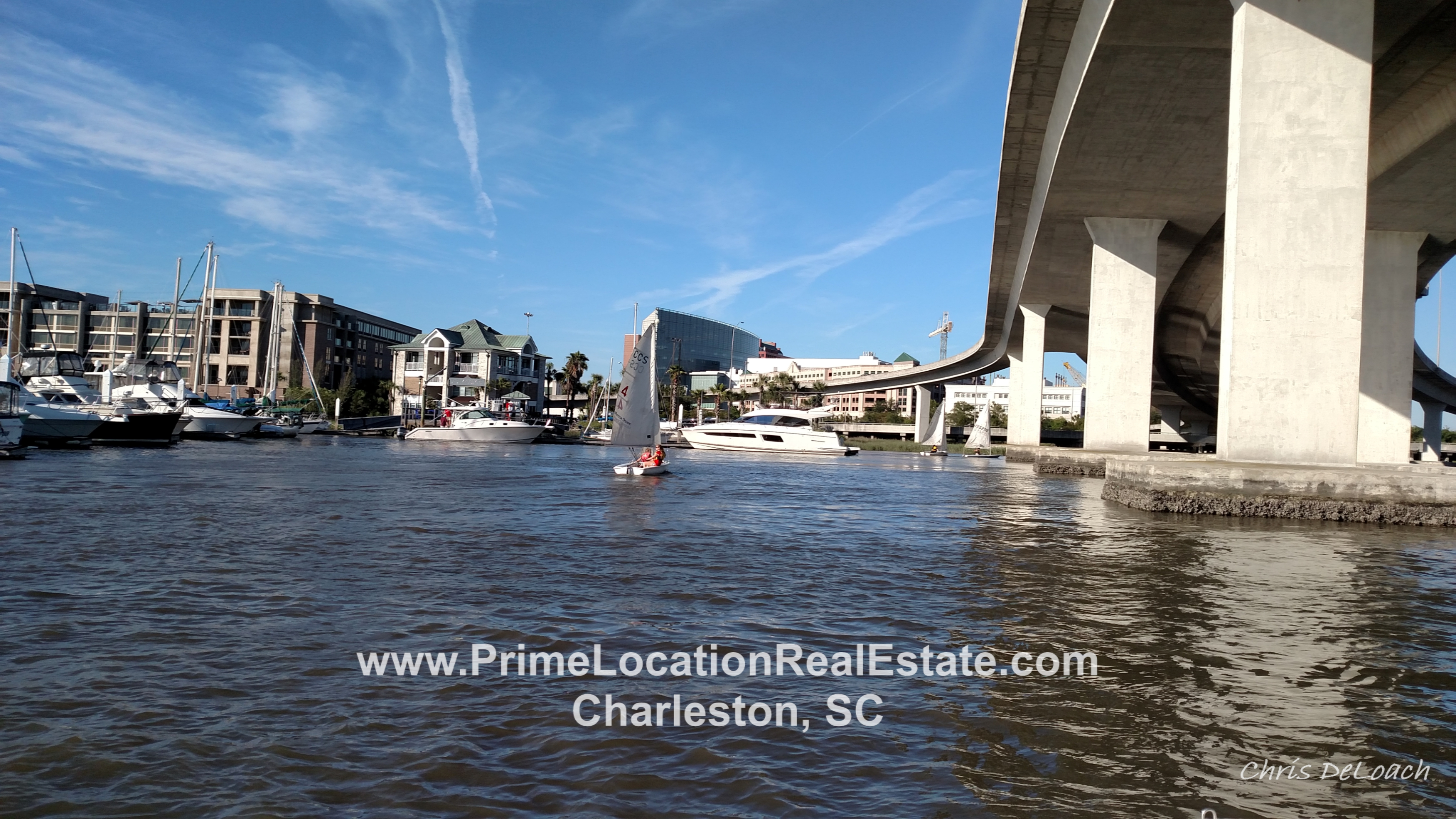 Charleston City Marina - Charleston Community Sailing
