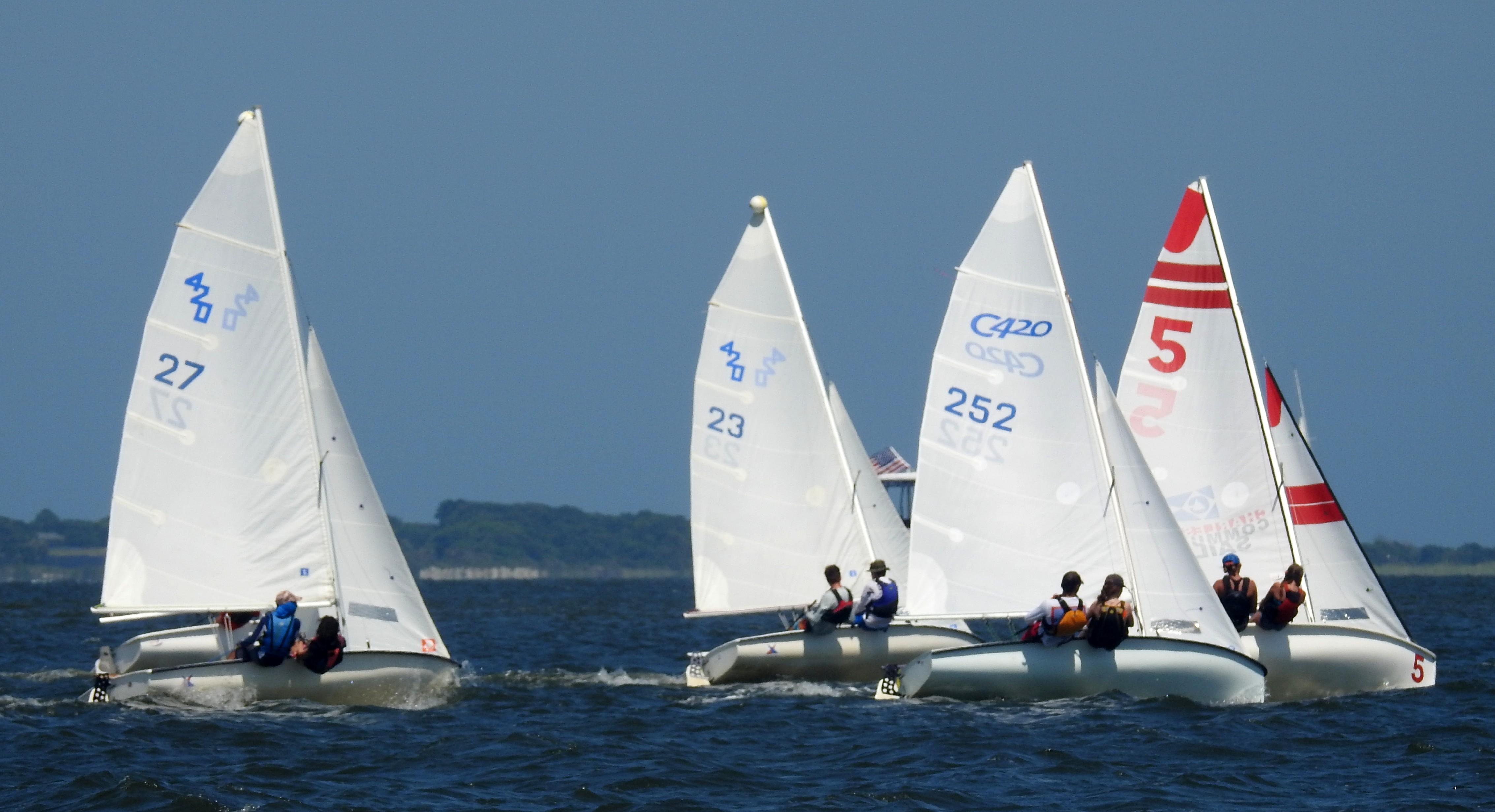 Water sports in Charleston