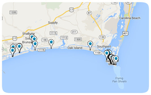 Holden Beach Homes for Sale