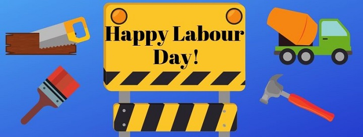 Labour Day Banner Image