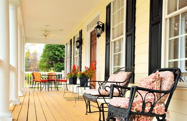 Real Estate Porch