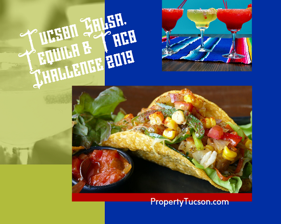 Dozens of extremely talented chefs and mixologists converge on the La Encantada Shopping Center on Sept 1st for the Tucson Salsa, Tequila and Taco Challenge. But, really, everyone goes home a winner with these tasty treats!