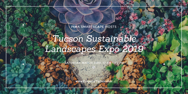 Learn how to lower your household water usage with fun, interactive exhibits, food, live music, and much more at the Tucson Sustainable Landscapes Expo 2019.