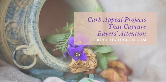 Considering selling your Tucson home soon? You only have one chance to make a good first impression. Curb appeal is important. But it doesn't have to break the bank if you use these simple ideas.