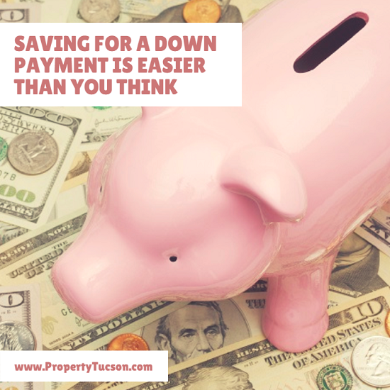 "Overwhelmingly, buyers cite ""saving up for a down payment"" as one of the biggest hurdles to buying a home. But it's easier to save up than you might think, especially if you think slightly outside the box."