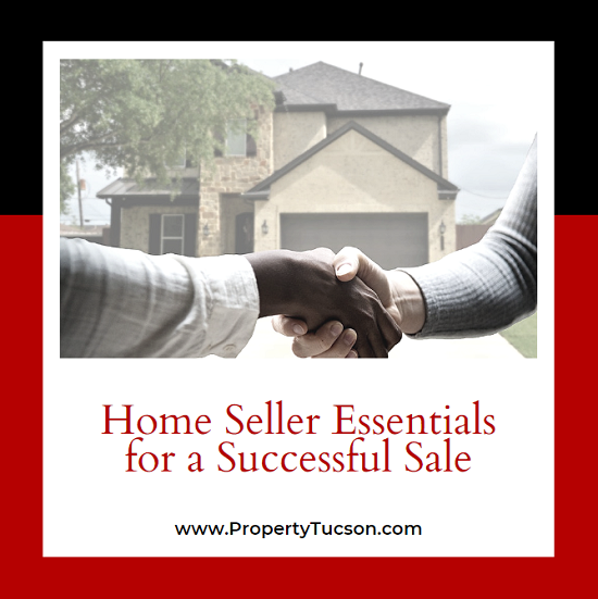 Your best bet to receive the highest sale price for your Tucson home is to complete a few home seller essentials before you list.