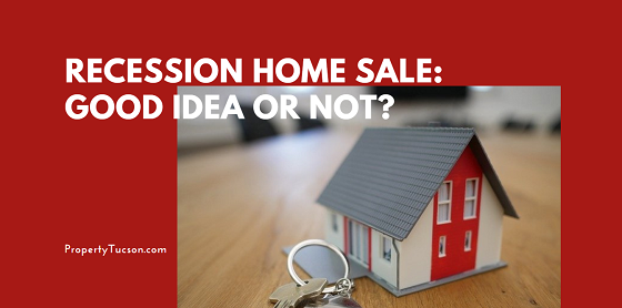 With stock markets going haywire and the COVID-19 pandemic hitting the US, there are rumblings of a possible recession on the horizon.If you were thinking about putting your property on the market, you might be wondering if a recession home sale is a good idea or not.