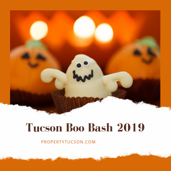 Get your sugar rush on this weekend and put in a little trick-or-treat practice at Tucson Boo Bash 2019 and the PACC trunk-or-treat event.