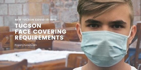Anyone in Tucson aged 5 or older who must go out in public where a six foot distance cannot be adequately maintained must wear face masks now. Find out what Tucson face covering requirements Mayor Romero has implemented.