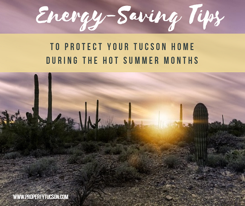 Hot summers mean higher energy consumption and cost. Find out what you can do to lower your usage and monthly utility bill at your Tucson home during the heat of summer.