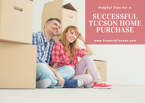 Use my buyer tips for a successful Tucson home purchase to reduce your stress throughout the entire process.