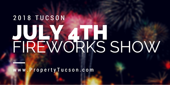 When the sun goes down, the skies light up thanks to the Tucson July 4th Fireworks Show 2018 at the Tucson Convention Center. Admission is FREE.