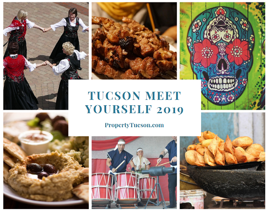 Tucson Meet Yourself 2019 is a fun, family-friendly event that celebrates each of the various cultures that make Tucson a true melting pot with food, music, art, and so much more.