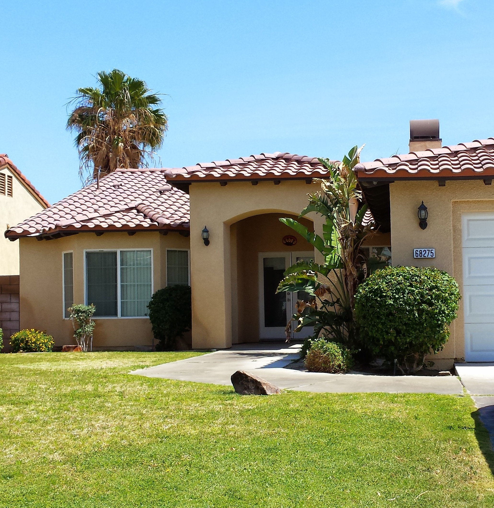 House in Coachella Valley Of Southern California
