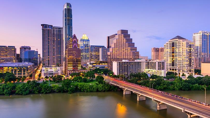 Austin, Texas, skyline, Real Estate, Pure Gold Realty
