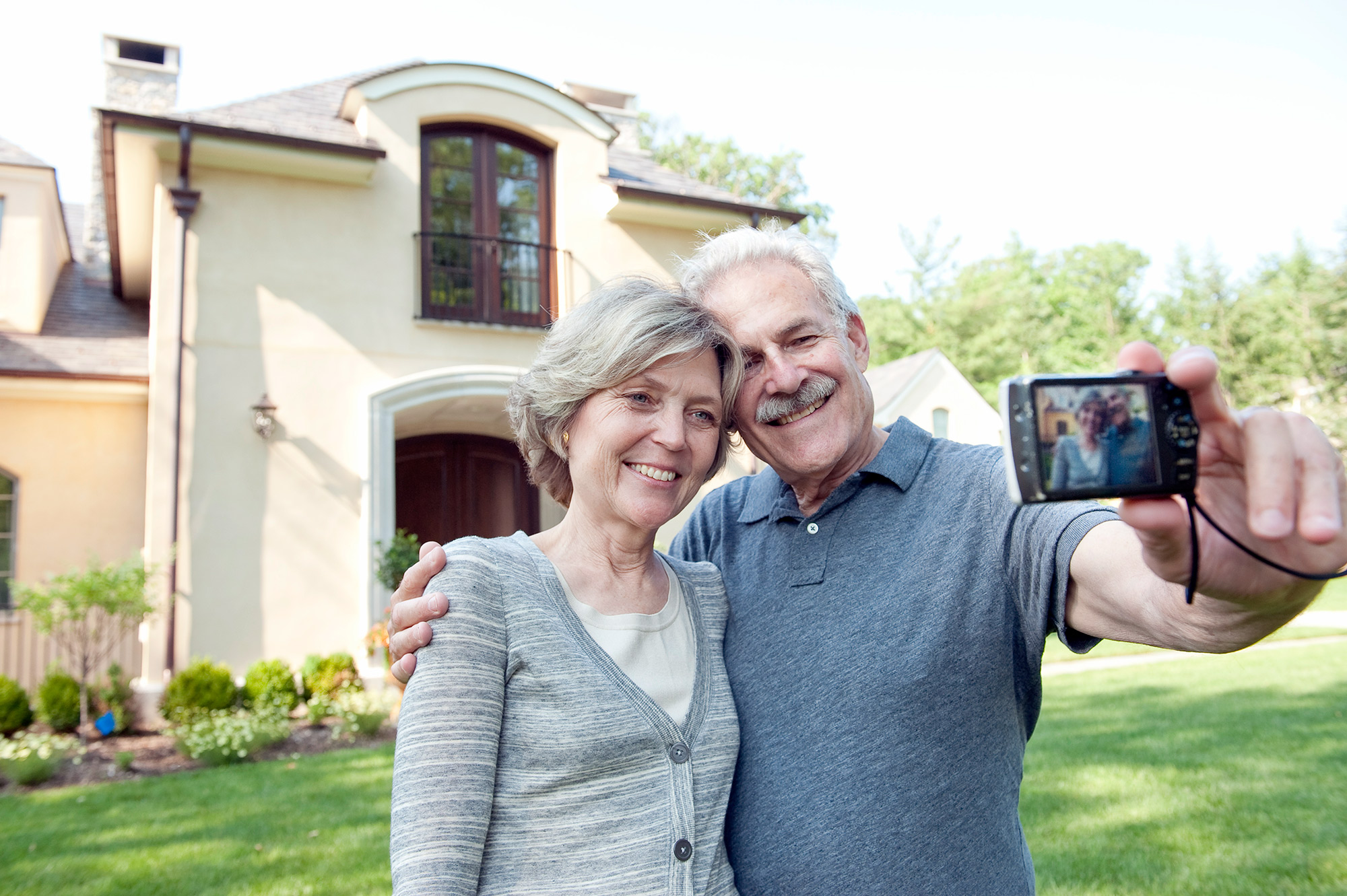 Baby Boomer Selfie Austin Texas Real Estate Retirement