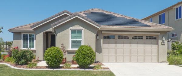 Blackstone Homes in El Dorado Hills