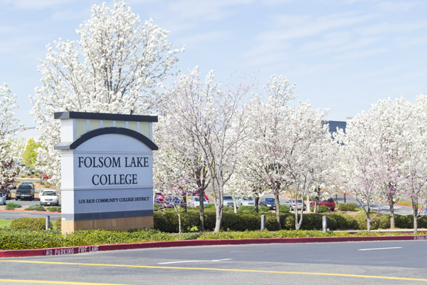 Folsom Lake College near Empire Ranch