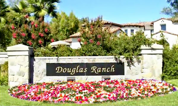 Douglas Ranch Entrance