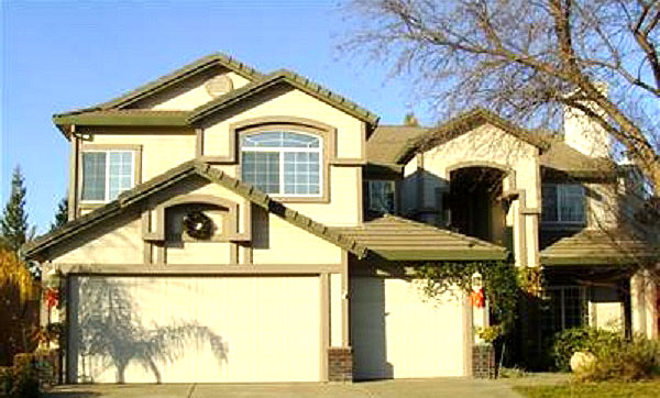 Home in Eastridge, Granite Bay