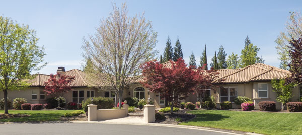 Silverwood Homes in Granite Bay