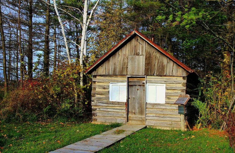 The rich history of el dorado homes is at the museum for El dorado cabins