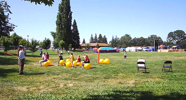 the Rocklin Ramble Event in Rocklin CA