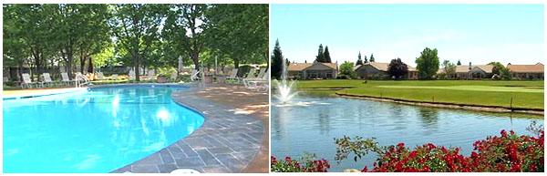 Sun City Roseville Amenities