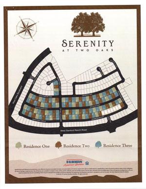 D.R. Horton Rocklin- Serenity Development