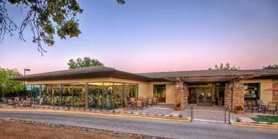 Serrano Country Club- Main Entrance