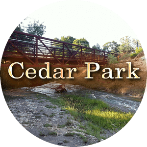 Homes for Sale in Cedar Park TX