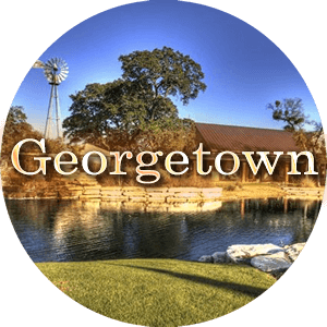 Georgetown TX Homes for Sale