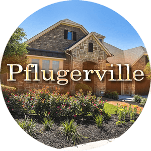 Pflugerville TX Homes for Sale