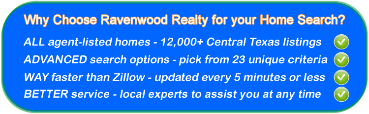Listing alerts for new homes for sale in Georgetown TX