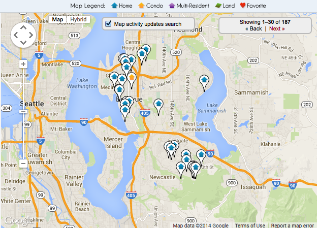 Bellevue Wa Real Estate Listings