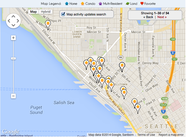 Belltown Real Estate Condos for Sale in Belltown Seattle WA