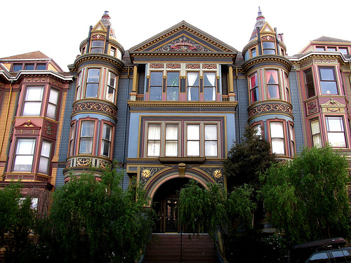 Seattle Victorian Home