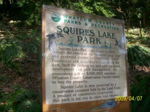 Squires Lake Park